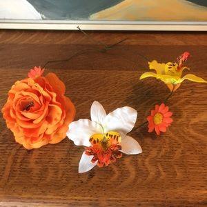Accessories - Flower Crown/ Hat Band